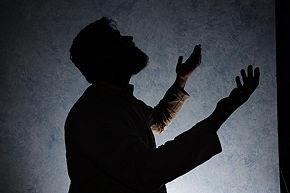 orar en la noche