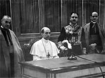 El venerable Pío XII anuncia la consagración del mundo al Inmaculado Corazón de María