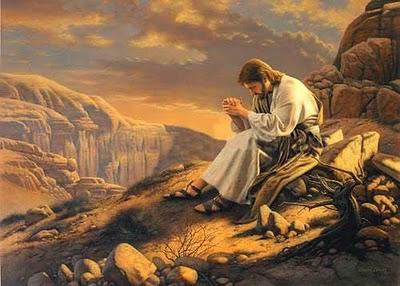 ++++++++++++++++ Jesus_orando_en_el_desierto
